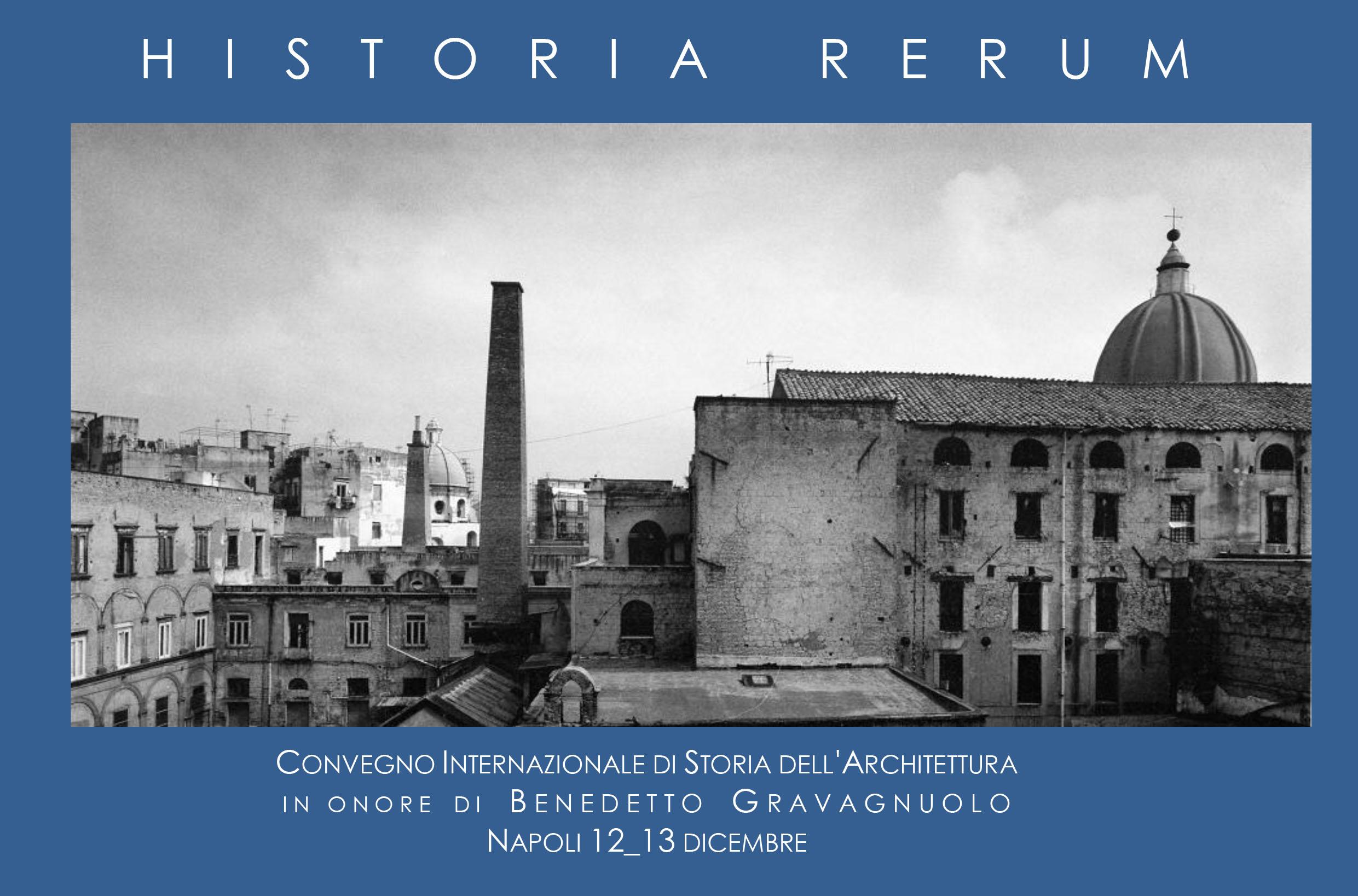 Convegno internazionale di storia dell'architettura